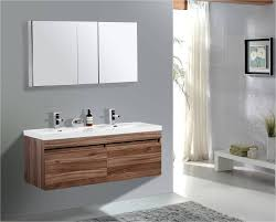 Modern Bathroom Accessories by Aqua Decor Hailey 56 Inch Double Modern Bathroom Vanity Set W
