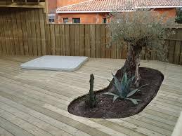 spa d exterieur bois deck 40 clôtures en bois landes 40 gironde 33 bassin d u0027arcachon