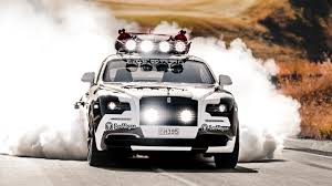 modified rolls royce jon olsson swaps his lambo for a 810 hp rally ready rolls royce