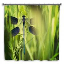 Dragonfly Shower Curtains Dragonfly Shower Curtains Bath Decor Bath Mats Towels