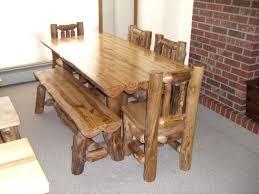 aspen log gallery alpine furniture company leadville co