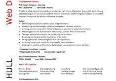Resume Web Development Resume by Junior Web Developer Resume Resume Sample