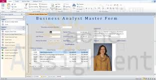 microsoft access 2013 vba programming how to create search form