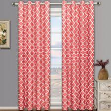 coral bedroom curtains best exterior themes also charming art coral bedroom curtains the 25