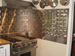 Past Featured Cook Stainless - Magnetic backsplash