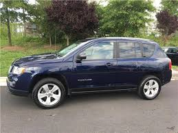 jeep compass 4x4 system 2013 jeep compass 4x4 sport 4dr suv in chantilly va the