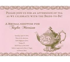 bridal shower invite wording bridal shower invitation wording tea party bridal shower tea party