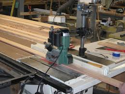 Pwer Feeder On Table Saw Finish Carpentry Contractor Talk
