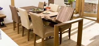contemporary dining tables extendable contemporary dining tables oak walnut bespoke contemporary tables