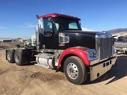 2012 freightliner coronado 122 sd day cab truck for sale