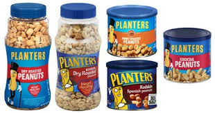Planters Cocktail Peanuts by Kmart 1 88 Planters Peanuts 1 Pound Containers 4 Value