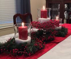 christmas centerpieces christmas centerpiece with epsom salts inexpensive glass