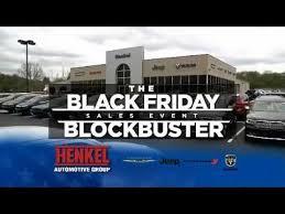 black friday car dealership henkel auto black friday sales event youtube