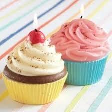 cupcake candles cupcake candles o so d k a w a i i