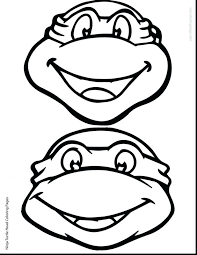 ninja turtles free coloring pages beautiful books