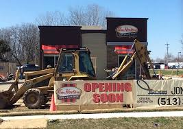 tim hortons in riverside ohio to open on april 18 2017