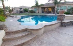 important information about travertine patios u0026 saltwater pools