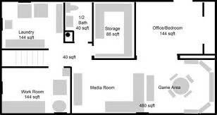 basement floor plans basement floor plan layout superhuman finished plans home design
