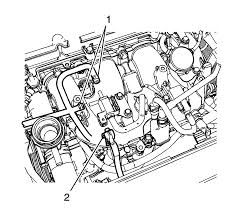 repair instructions on vehicle intake manifold replacement