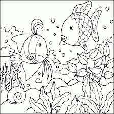 38 fish coloring pages uncategorized printable coloring pages