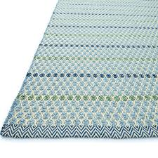 Woven Outdoor Rugs Striped Woven Indoor Outdoor Rug Shades Of Light