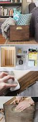 best 25 wooden storage crates ideas on pinterest wood crate