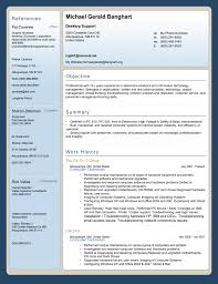 Sample Resume For Experienced Desktop Support Engineer by Resume For Experienced Desktop Support Engineer Free Resume