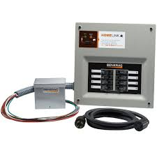 generac upgradeable manual transfer switch kit for 8 circuits 6854