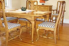 How To Upholster A Dining Room Chair Emejing Reupholster Dining Room Chair Contemporary Liltigertoo
