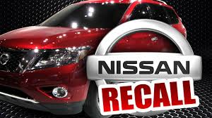 lexus recall air bags nissan recalls nearly 4 million cars with air bag problems