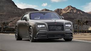 rolls royce ghost mansory mansory rolls royce dawn black collage geneva 2017 4k wallpaper