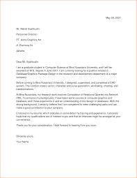 5 sample of job application letter basic job appication letter