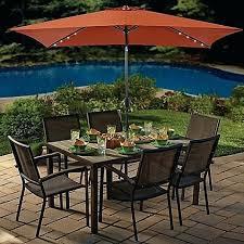 Lighted Patio Umbrella Solar Solar Lights For Outdoor Umbrella Adorable Solar Lighted Patio