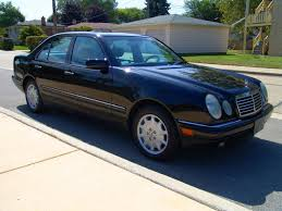 1999 black mercedes 1999 mercedes e320 black