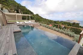 infinity pool design no edges no boundaries custom home design
