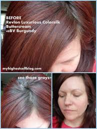 Color Eazy Hair Dye Review Review With Before And After Photos Revlon Luxurious Colorsilk