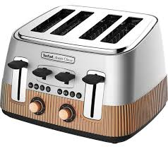 Dualit Toaster Ebay Tefal Avanti Classic 4 Slice Toaster Copper Ebay