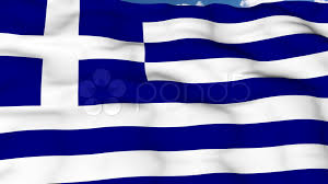 Greece Flag Colors Stock Video Flying Flag Of Greece Buy Now 485699 Pond5
