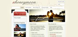 wedding registry ideas 5 online wedding registry ideas for traveling couples