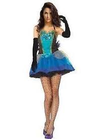 Peacock Halloween Costume Girls Peacock Costume Ebay