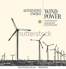 wind turbine abstract stock images royalty free images u0026 vectors