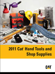 cat hand tools catalog tools manufactured goods