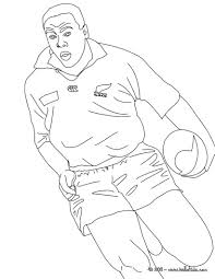 jonah coloring page jonah lomu rugby player coloring pages hellokids com