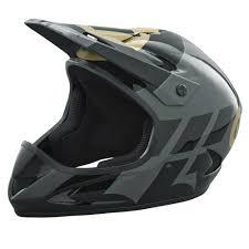 661 Sixsixone Rage Mtb Mountain Bike Helmet Black Gold Bmx