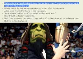 high hopes for the storyline of bfa
