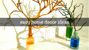 diy home decor using easily available things youtube