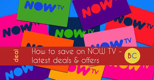 now tv offers u0026 deals up to 20 cashback half price for a year