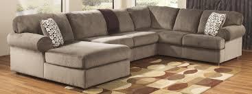 Chocolate Sectional Sofa Furniture Brilliant Vista Chocolate Sectionaland Jessa Place 3