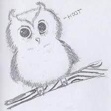 baby scops owl by cheeseypoofqueen on deviantart