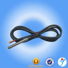 gnd dq vdd yellow black red waterproof water sheathed cable